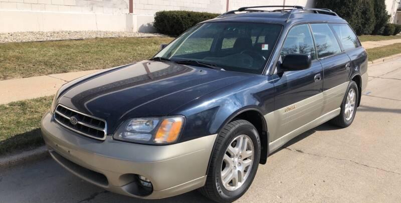 2001 Subaru Outback for sale at Petite Auto Sales in Kenosha WI