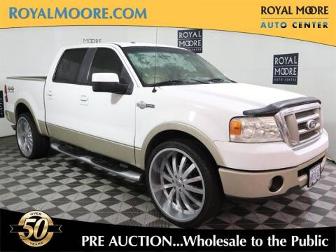 2008 Ford F-150 for sale at Royal Moore Custom Finance in Hillsboro OR