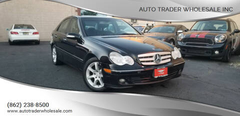 2007 Mercedes-Benz C-Class for sale at Auto Trader Wholesale Inc in Saddle Brook NJ