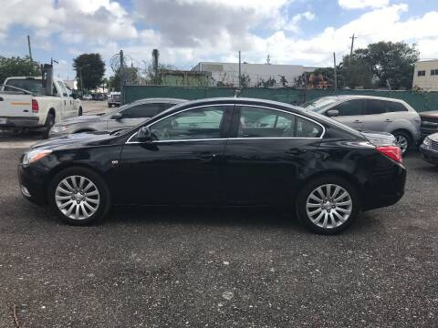 2011 Buick Regal for sale at Best Auto Deal N Drive in Hollywood FL