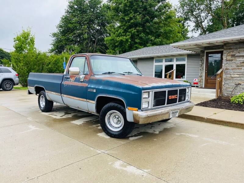 1985 GMC C/K 1500 Series for sale at 1st Choice Auto, LLC in Fairview PA
