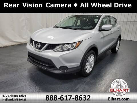 2018 Nissan Rogue Sport for sale at Elhart Automotive Campus in Holland MI