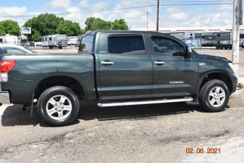 2008 Toyota Tundra for sale at WF AUTOMALL in Wichita Falls TX