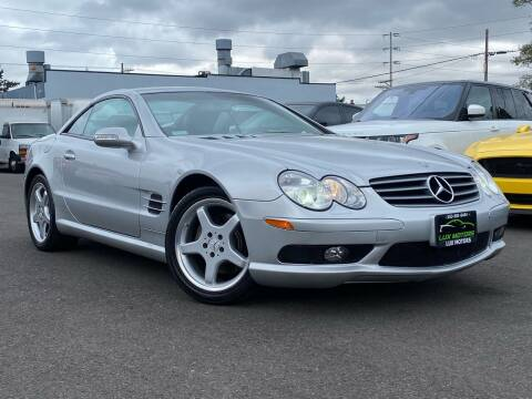 2003 Mercedes-Benz SL-Class for sale at Lux Motors in Tacoma WA