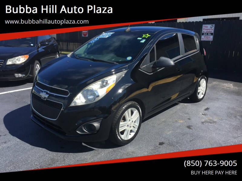 2013 Chevrolet Spark for sale at Bubba Hill Auto Plaza in Panama City FL