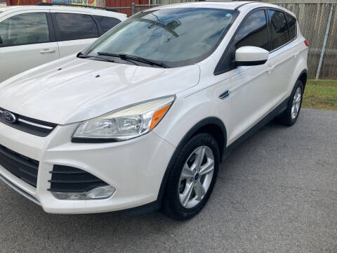 2015 Ford Escape for sale at Auto Credit Xpress - Sherwood in Sherwood AR