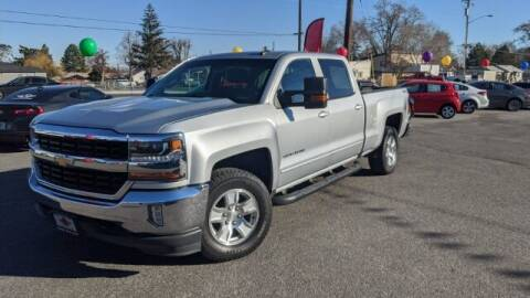 2018 Chevrolet Silverado 1500 for sale at Alvarez Auto Sales in Kennewick WA