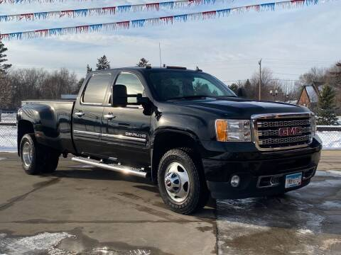 2012 GMC Sierra 3500HD for sale at Affordable Auto Sales in Cambridge MN