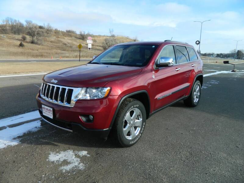 2013 Jeep Grand Cherokee for sale at Dick Nelson Sales & Leasing in Valley City ND
