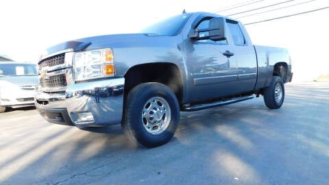 2008 Chevrolet Silverado 2500HD for sale at Action Automotive Service LLC in Hudson NY