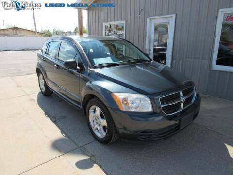 2007 Dodge Caliber for sale at TWIN RIVERS CHRYSLER JEEP DODGE RAM in Beatrice NE