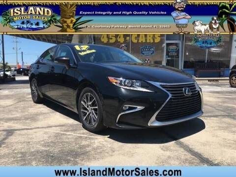 2017 Lexus ES 350 for sale at Island Motor Sales Inc. in Merritt Island FL