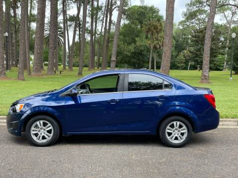 2013 Chevrolet Sonic for sale at Import Auto Brokers Inc in Jacksonville FL
