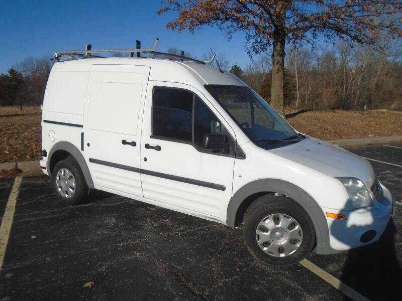 2013 Ford Transit Connect for sale at GLADSTONE AUTO SALES    GUARANTEED CREDIT APPROVAL in Gladstone MO