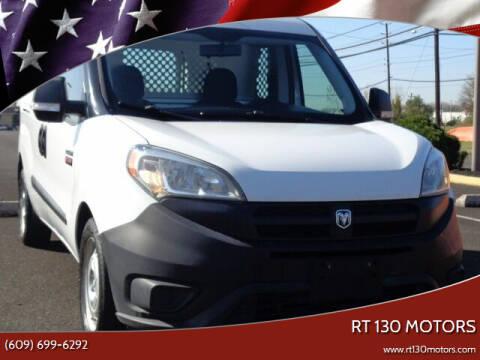 2015 RAM ProMaster City Cargo for sale at RT 130 Motors in Burlington NJ
