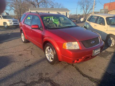 2007 Ford Freestyle for sale at LINDER'S AUTO SALES in Gastonia NC