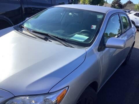2013 Toyota Corolla for sale at Royal Moore Custom Finance in Hillsboro OR