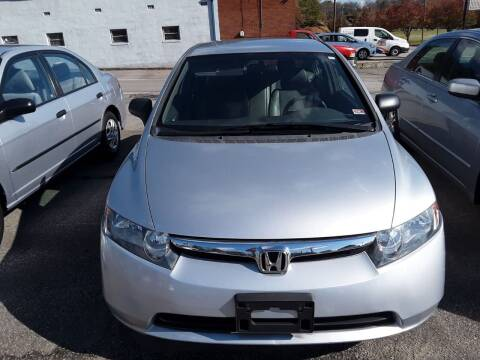 2006 Honda Civic for sale at Auto Villa in Danville VA
