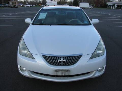 2004 Toyota Camry Solara for sale at Iron Horse Auto Sales in Sewell NJ