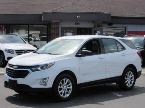 2018 Chevrolet Equinox for sale at Lynnway Auto Sales Inc in Lynn MA