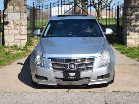 2011 Cadillac CTS for sale at Blue Ridge Auto Outlet in Kansas City MO