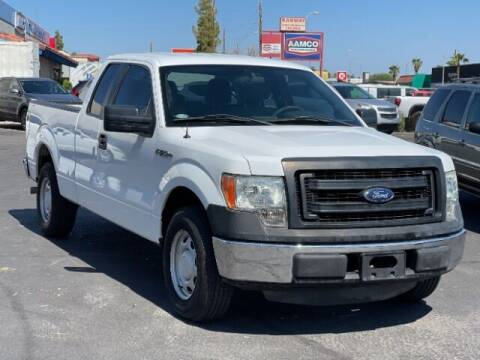 2014 Ford F-150 for sale at Curry's Cars Powered by Autohouse - Brown & Brown Wholesale in Mesa AZ
