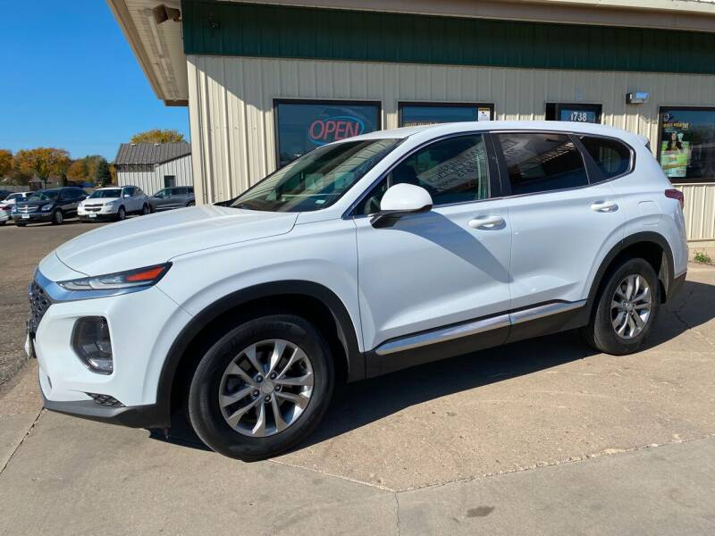 2019 Hyundai Santa Fe for sale at Murphy Motors Next To New Minot in Minot ND