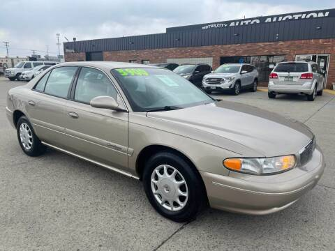 2000 Buick Century for sale at Motor City Auto Auction in Fraser MI