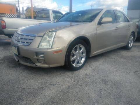 2007 Cadillac STS for sale at JacksonvilleMotorMall.com in Jacksonville FL