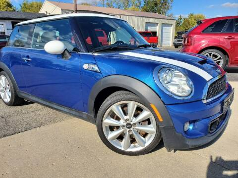 2012 MINI Cooper Hardtop for sale at Sinclair Auto Inc. in Pendleton IN