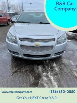 2011 Chevrolet Malibu for sale at R&R Car Company in Mount Clemens MI