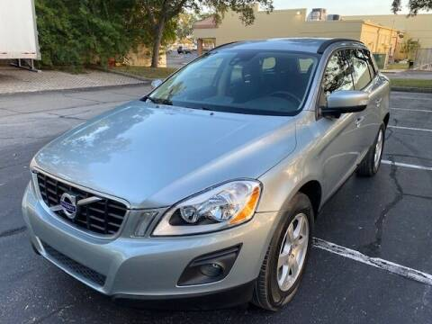 2010 Volvo XC60 for sale at Florida Prestige Collection in St Petersburg FL