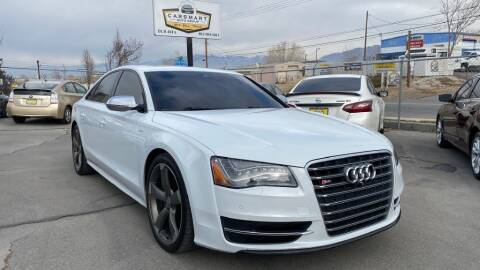 2014 Audi S8 for sale at CarSmart Auto Group in Murray UT