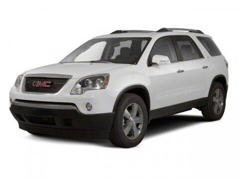 2012 GMC Acadia for sale at CarZoneUSA in West Monroe LA