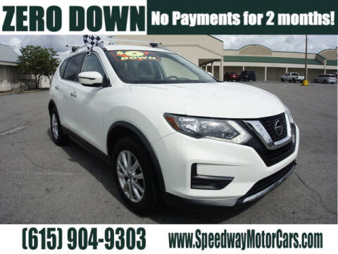 2020 Nissan Rogue for sale at Speedway Motors in Murfreesboro TN