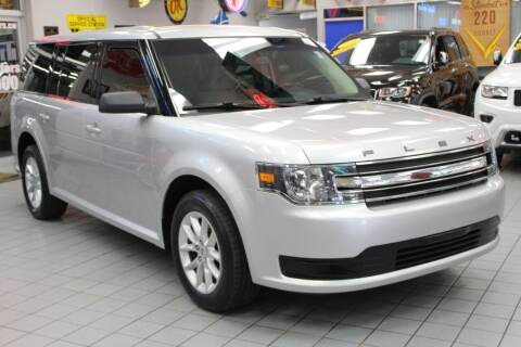 2018 Ford Flex for sale at Windy City Motors in Chicago IL