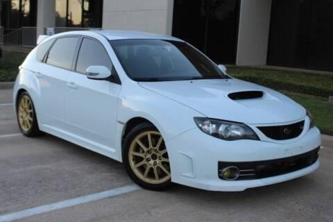 2008 Subaru Impreza for sale at DFW Universal Auto in Dallas TX