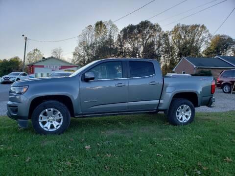 2020 Chevrolet Colorado for sale at 220 Auto Sales in Rocky Mount VA