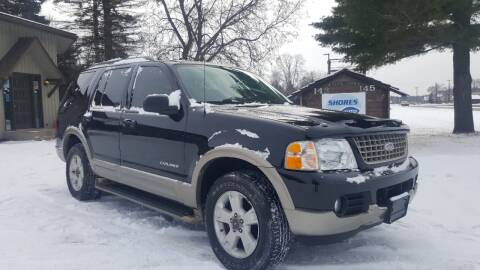 2004 Ford Explorer for sale at Shores Auto in Lakeland Shores MN