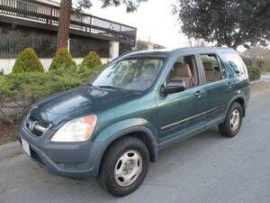 2003 Honda CR-V for sale at Inspec Auto in San Jose CA
