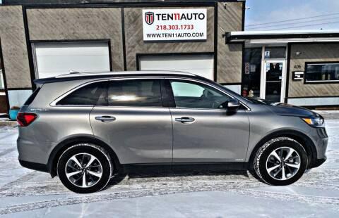 2019 Kia Sorento for sale at Ten 11 Auto LLC in Dilworth MN