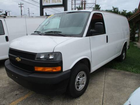 2019 Chevrolet Express Cargo for sale at A & A IMPORTS OF TN in Madison TN
