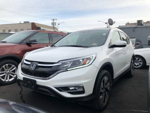 2015 Honda CR-V for sale at OFIER AUTO SALES in Freeport NY