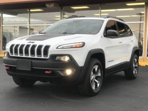 2014 Jeep Cherokee for sale at Unix Auto Trade in Sleepy Hollow IL