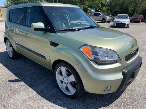 2010 Kia Soul for sale at The Car Connection Inc. in Palm Bay FL