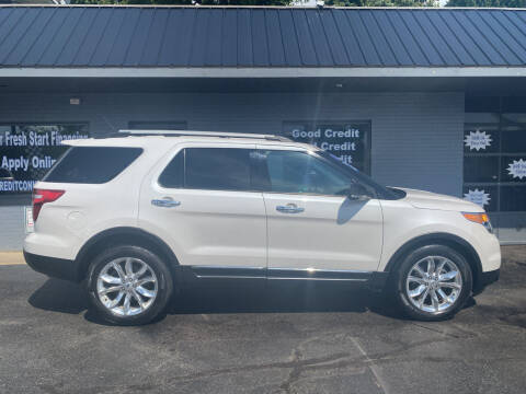 2015 Ford Explorer for sale at Auto Credit Connection LLC in Uniontown PA