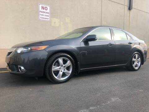 2011 Acura TSX for sale at International Auto Sales in Hasbrouck Heights NJ