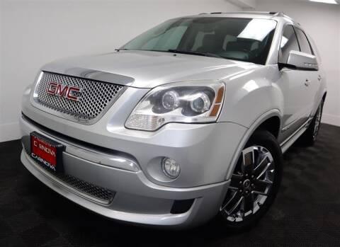2012 GMC Acadia for sale at CarNova in Stafford VA