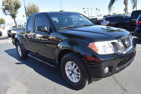 2014 Nissan Frontier for sale at DIAMOND VALLEY HONDA in Hemet CA