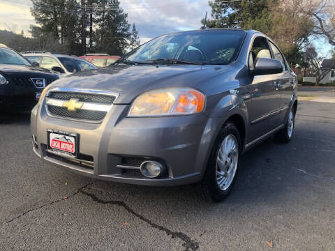 2011 Chevrolet Aveo for sale at Local Motors in Bend OR
